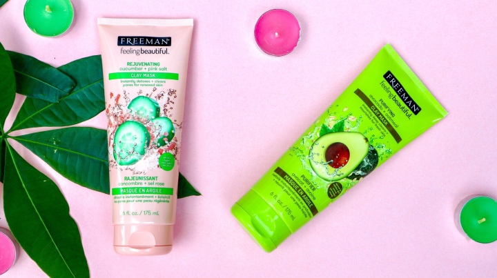 2 FREEMAN BEAUTY CLAY MASK YOU MIGHT NEED TO TRY